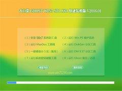 大白菜 GHOST WIN7 SP1(64位)猴年专业版V2016.01