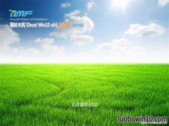雨林木风Ghost Win10 X64位 通用专业版 V201905(永久激活)